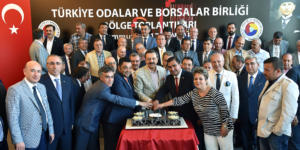 İç Anadolu Bölgesi Oda Borsa Toplantısı