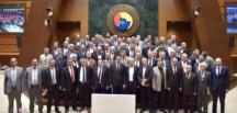 GTİ AŞ Genel Kurulu Hisarcıklıoğlu'nun katılımıyla gerçekleştirildi