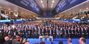 Türkiye Odalar ve Borsalar Birliği'nin (TOBB) 75'inci Genel Kurulu