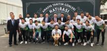 BAŞKAN KIRLANGIÇ İSTANBUL'DA GERÇEKLEŞTİRİLEN AMASYA TANITIM GÜNLERİ ETKİNLİK PROGRAMINA KATILDI