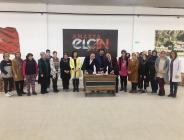 Elçin Tekstil ile İstihdam Amaçlı MEGİP Protokolü İmzalandı