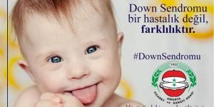 21 Mart Dünya Down SendromuFarkındalık Günü