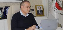 BAŞKAN KIRLANGIÇ PANDEMİ ÜST KURULU TOPLANTISINA KATILDI