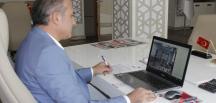 Başkan Kırlangıç İl Pandemi Koordinasyon Kurulu toplantısına katıldı.