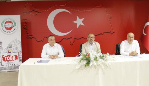 Amasya Ticaret ve Sanayi Odası Olağan Meclis Toplantısını Gerçekleştirdi.