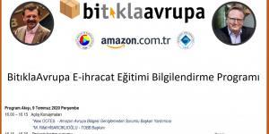 BiTiklaAvrupa E-ihracat Eğitimi Bilgilendirme Programı