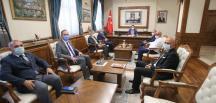 ATSO Başkanı Murat Kırlangıç İl Kültür ve Turizm Üst Kurul Toplantısına Katıldı