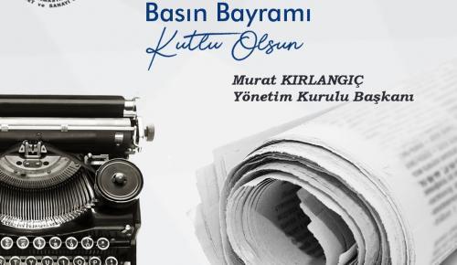 Gazeteciler ve Basın Bayramı