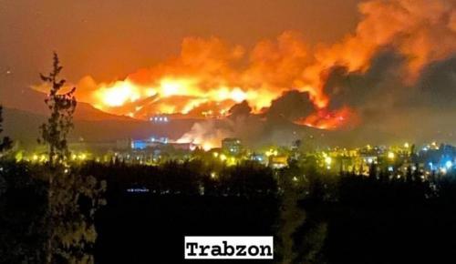 Hatay, Trabzon, Osmaniye ve Kahramanmaraş Geçmiş Olsun