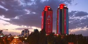 """""""İki Devlet, Tek Millet"""" ruhuyla can Azerbaycan'ın daima yanındayız"""