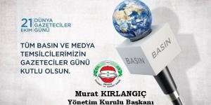 Dünya Gazeteciler Günü