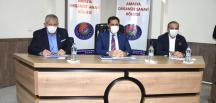Başkan Kırlangıç Organize Sanayi Bölgesi (OSB) Müteşebbis Heyeti Toplantısına Katıldı