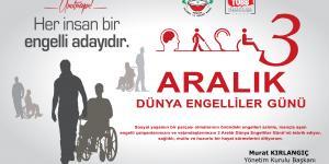 Dünya Engelliler Günü