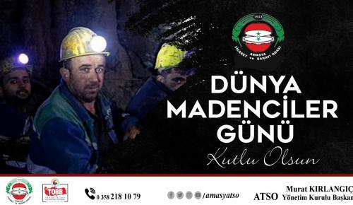Dünya Madenciler Günü