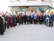 Başkan Kırlangıç Taşova Hünerli Eller Kadın Kooperatifi Binasının Açılışına Katıldı