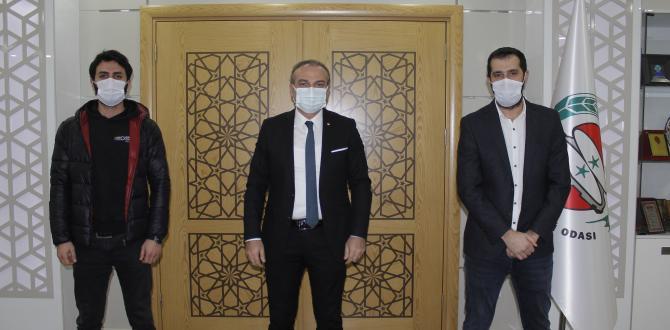 Başkan Kırlangıç Amasya'nın Mobil Uygulaması Heri'den Alışveriş Yaptı