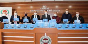 AMASYA TİCARET VE SANAYİ ODASI'NDAN EĞİTİME TABLET DESTEĞİ