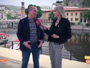 ATSO BAŞKANI MURAT KIRLANGIÇ BEYAZ TV EKRANLARINDA
