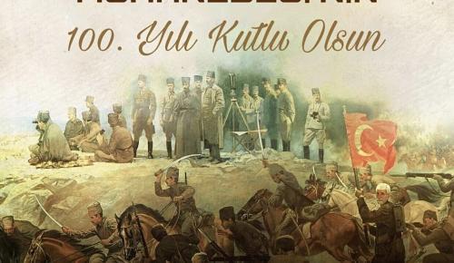 Sakarya Meydan Muhaberesi Zaferimizin 100. Yıl Dönümü Kutlu Olsun